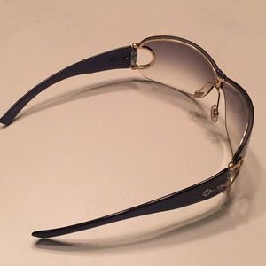 Gucci Accessories - Gucci Decorated Horsebit shield Sunglasses
